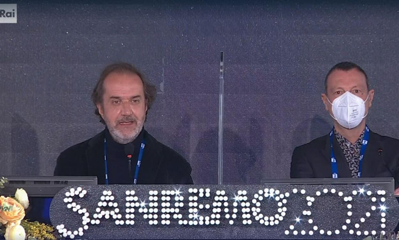 Amadeus commenta gli ascolti di Sanremo 2021: la gente non ha voglia di fare festa
