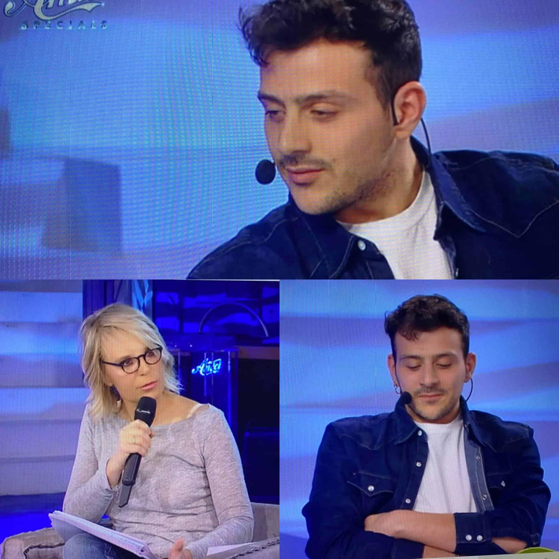 Il coming out di Leonardo da Amici Specials nella sua lettera a Maria