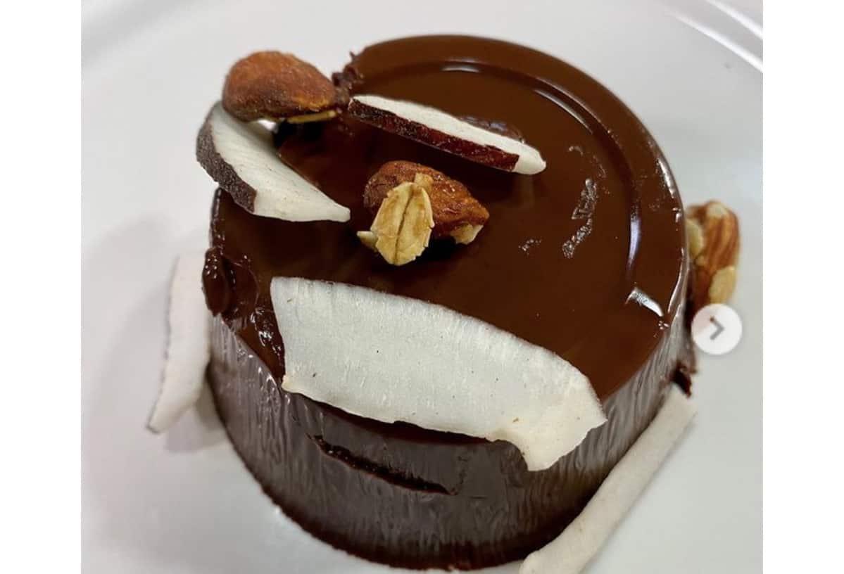 La ricetta del budino vegano al cioccolato