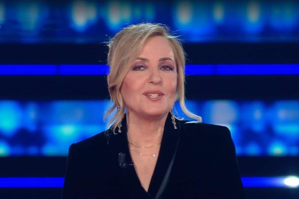 Sanremo 2021, Barbara Palombelli: il suo monologo è un vorrei ma non posso