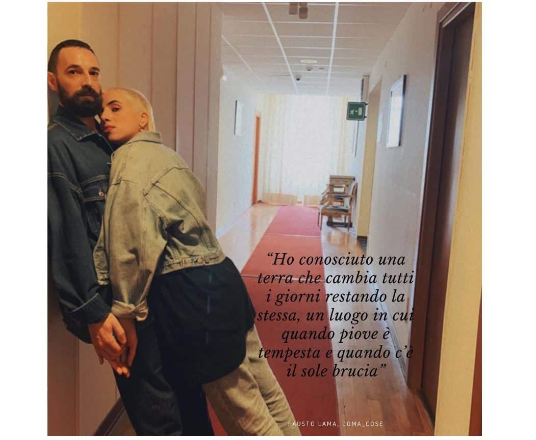 """La lettera d'amore di Fausto dei Coma Cose a Lama: """"Ho trovato casa in California"""""""