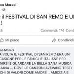 """Marco Moraci, il marito di Veronica Maya contro Sanremo: """"E' un gay pride"""""""