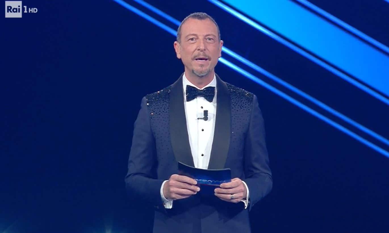Ascolti finale Sanremo 2021: Amadeus a caccia del 60% di share