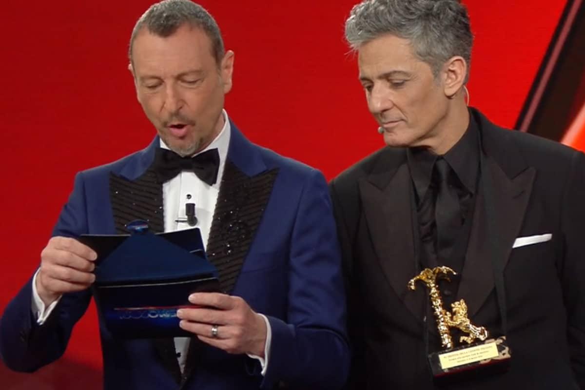 Sanremo 2021: dal Premio della Critica a quello Sala Stampa, tutti i premi assegnati