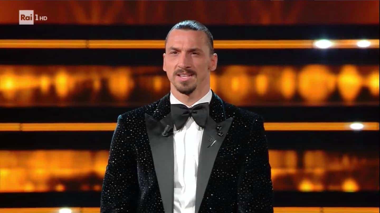 """Ibrahimovic saluta Sanremo 2021 con il suo monologo: """"Ogni giorno puoi fare la differenza"""" (VIDEO)"""