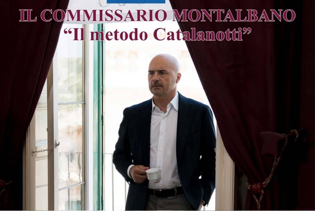Il commissario Montalbano torna su Rai 1 con Il metodo Catalanotti: la trama