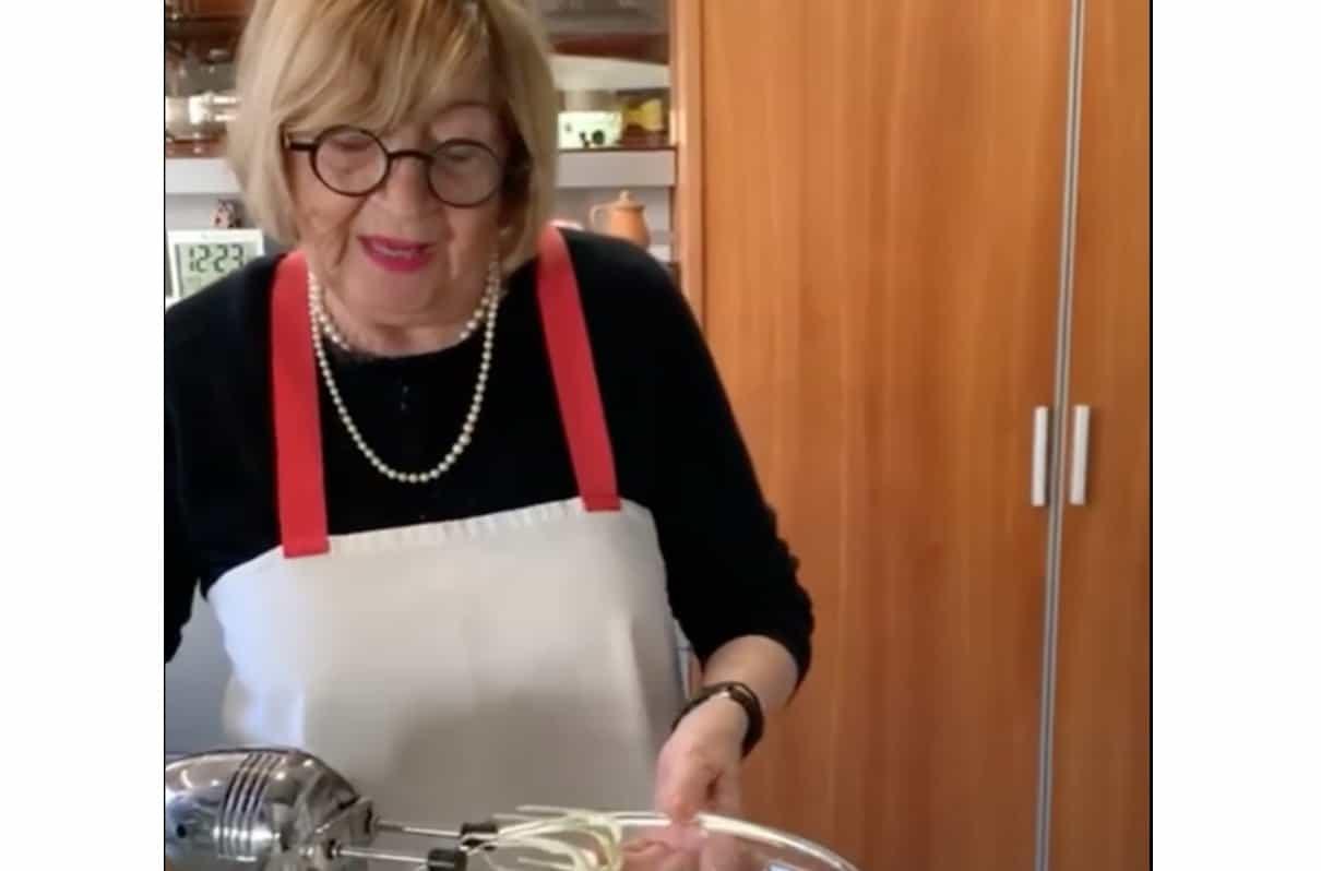 La ricetta di Anna Moroni delle dolci camille