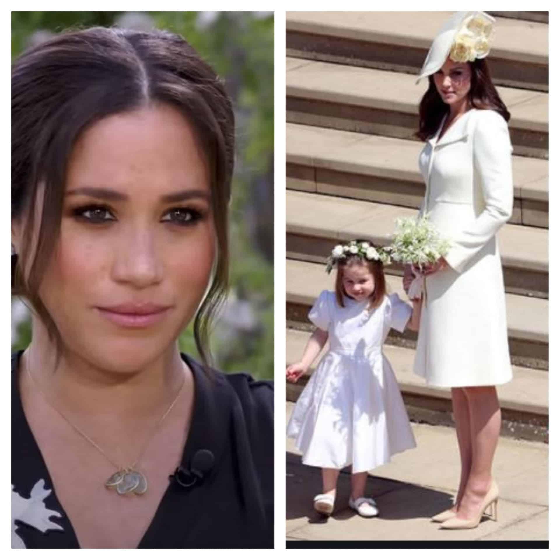 La famosa lite tra Kate Middleton e Meghan Markle: tutto è iniziato da lì