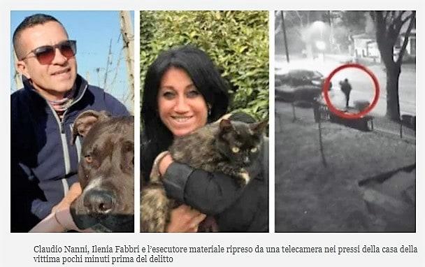 Omicidio Ilenia Fabbri confessa il killer: incastra l'ex marito ?