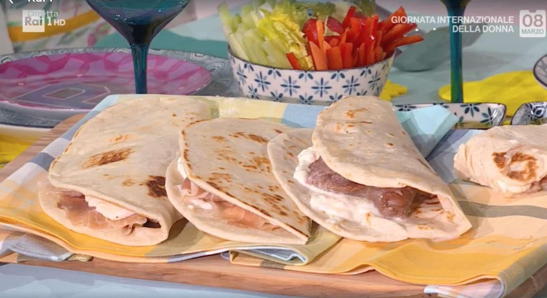 La ricetta della piadina romagnola di Zia Cri