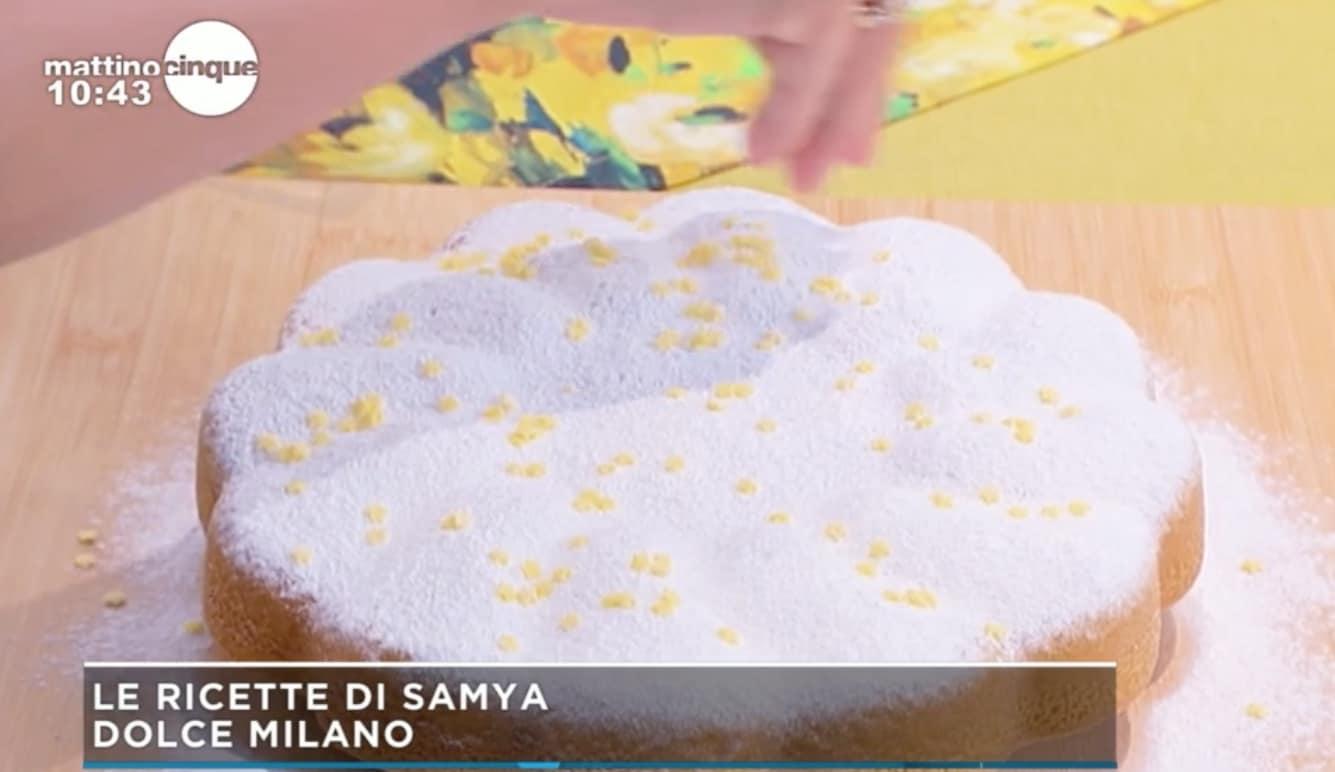 Dolce Milano, la ricetta di una torta speciale