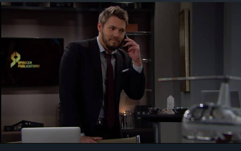 Beautiful anticipazioni: Liam si allea con Steffy e Zoe, il suo piano funziona?