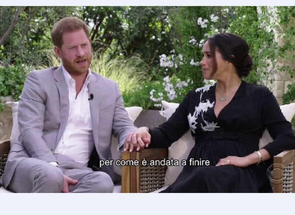 Harry deluso da Carlo ma con la Regina un ottimo rapporto