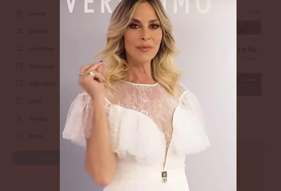 """Per Stefania Orlando due dispiaceri """"esterni"""" al GF VIP 5: le parole del suo ex e quelle di suo fratello"""