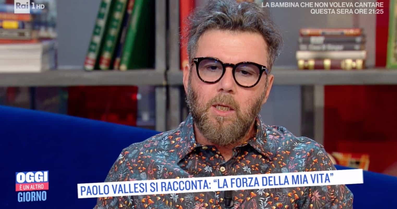 Paolo Vallesi: il matrimonio tenuto nascosto, l'amore immenso per suo figlio (Foto)