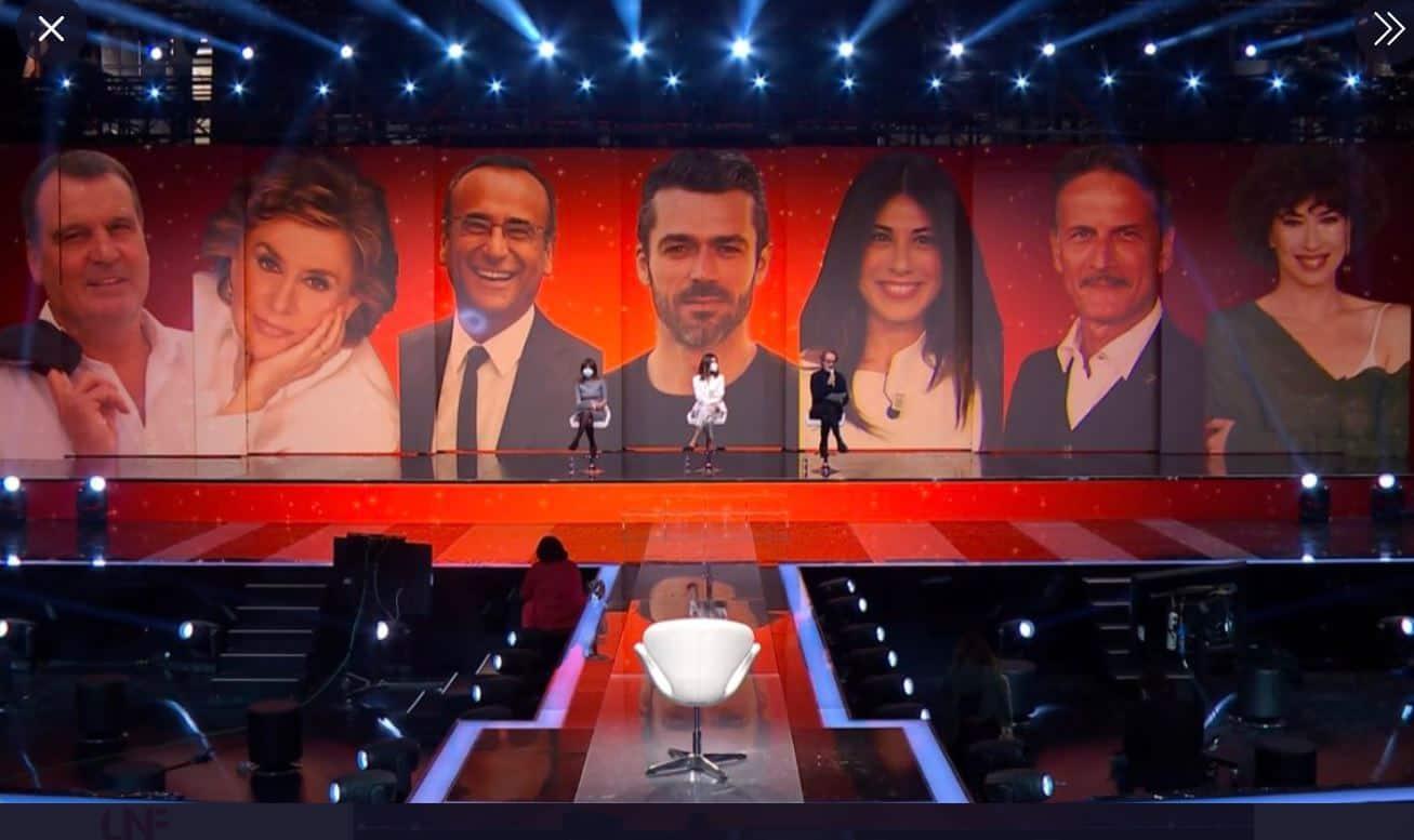 Canzone segreta parte il 12 marzo 2021: tutti gli ospiti della prima puntata