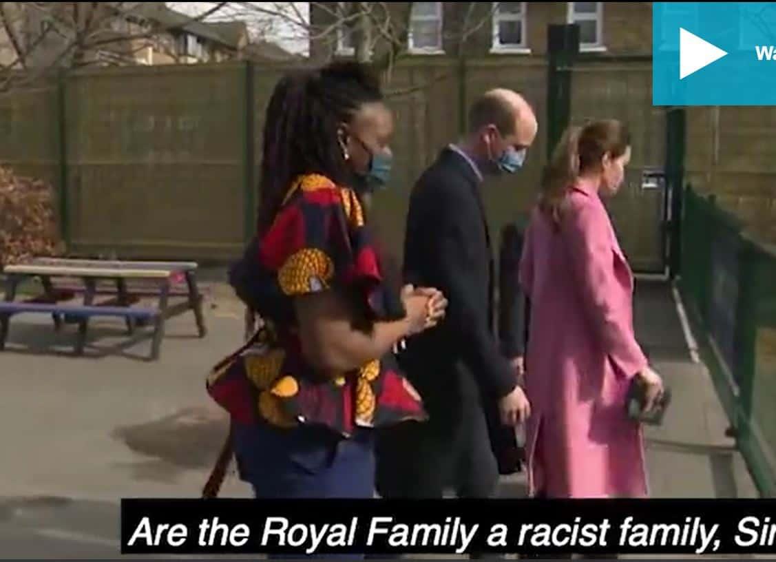 """William rompe il silenzio e risponde a Harry e Meghan: """"Non siamo razzisti"""""""