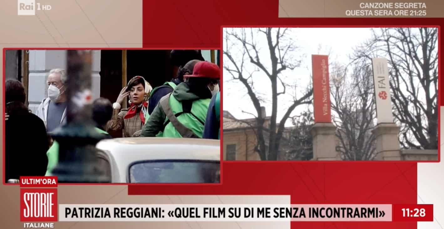 Lady Gaga: set blindato a Milano per House of Gucci, dispiaciuti i fan e Patrizia Reggiani (Foto)