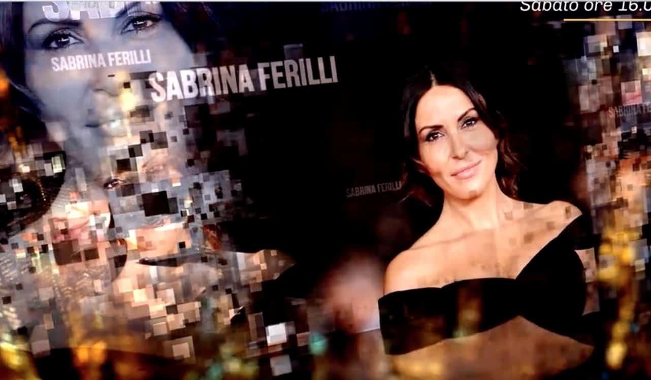 Sabrina Ferilli, la sua denuncia con Svegliati amore mio