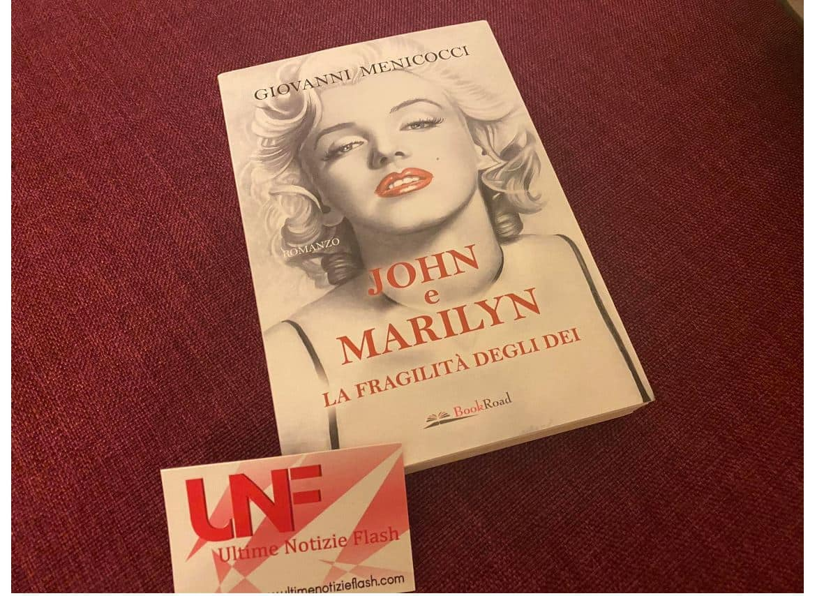 John e Marilyn–La fragilità degli dei: una storia d'amore senza tempo