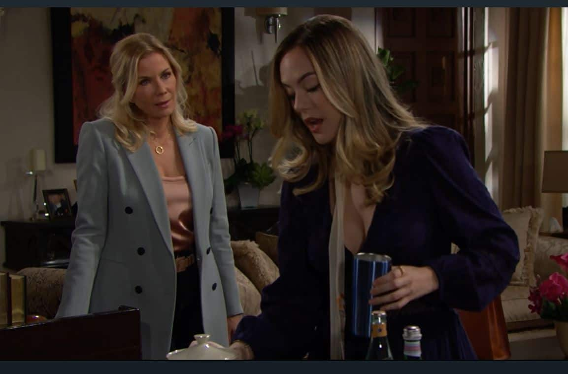 Beautiful anticipazioni: Thomas inganna sia Hope che Zoe?