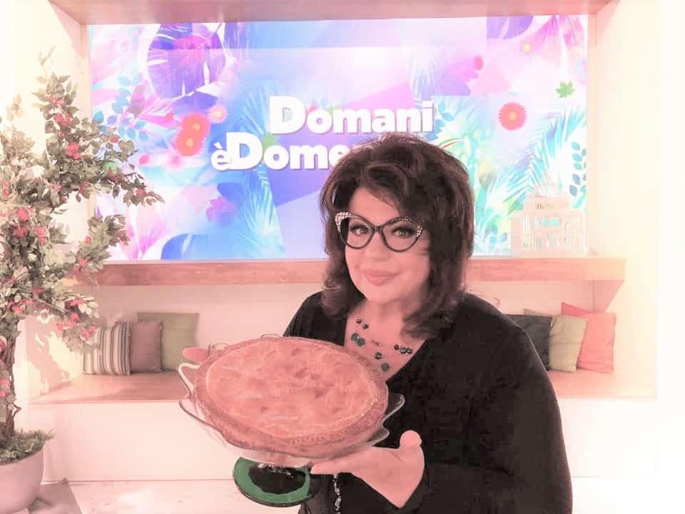 La crostata di visciole e ricotta di Angela Sepe: la ricetta
