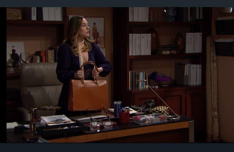 Beautiful anticipazioni: Brooke ha paura di Thomas, Hope si sveglia?