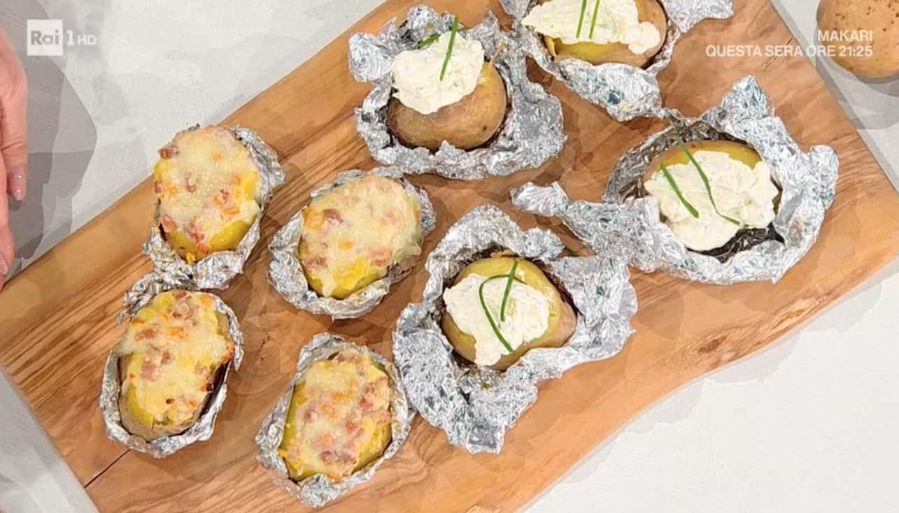 Patate farcite, la ricetta gustosa di Zia Cri