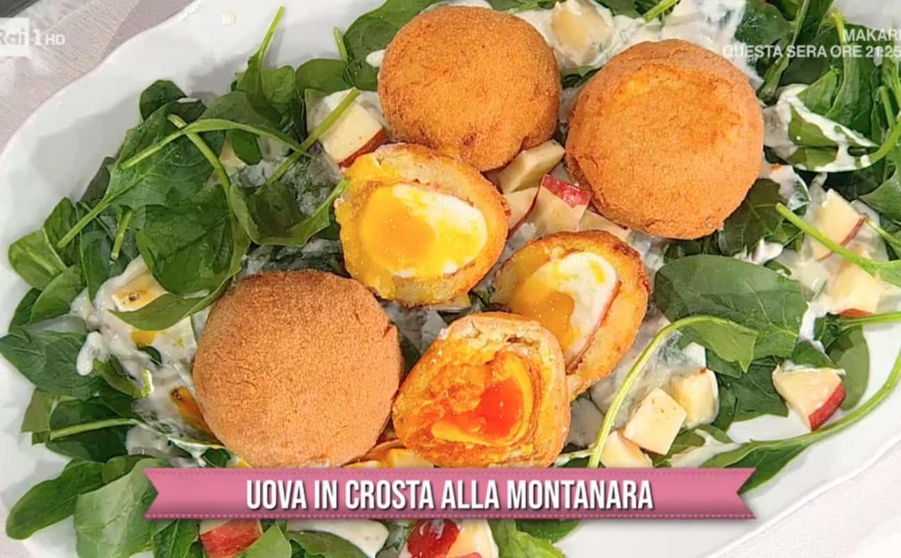 Uova in crosta alla montanara, la ricetta delle polpette di patate ripiene di Barbara De Nigris