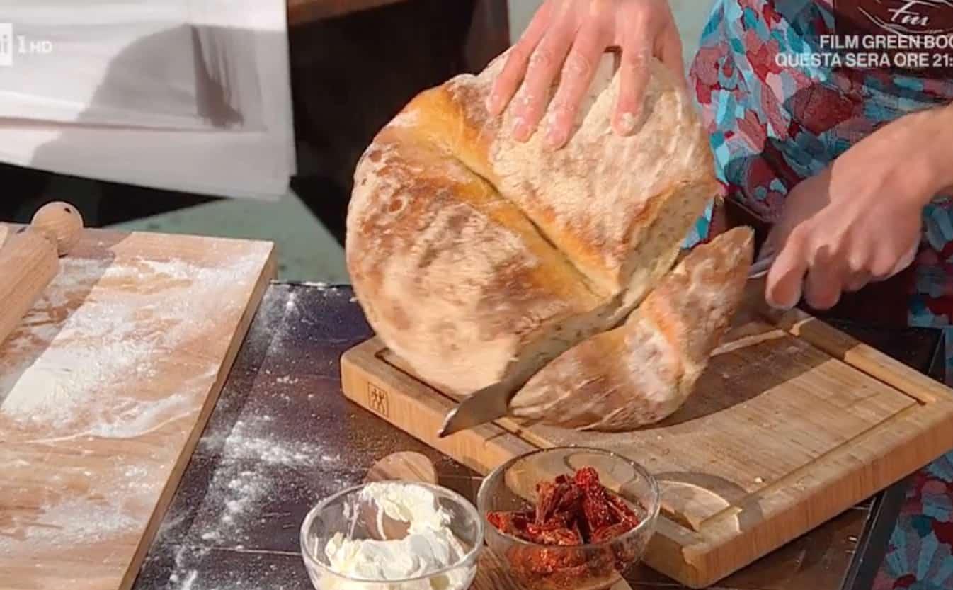 La ricetta del pane di kamut khorasan di Fulvio Marino
