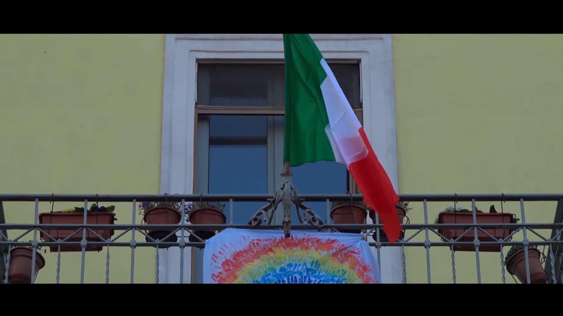 Io sono…Italia il corto su Rai 1 per le vittime del covid 19