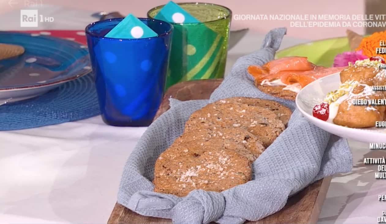 Gallette norvegesi, la ricetta di Fulvio Marino