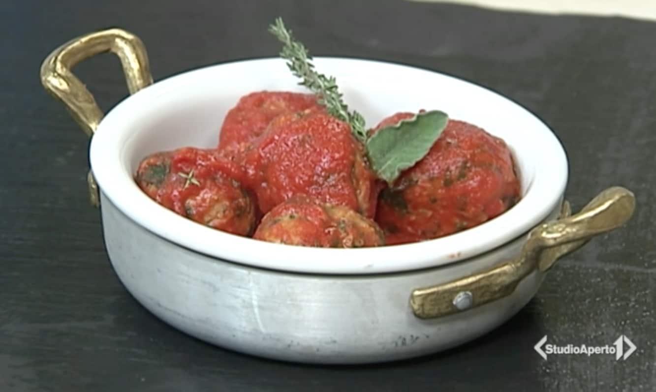Polpette con gli spinaci, la ricetta