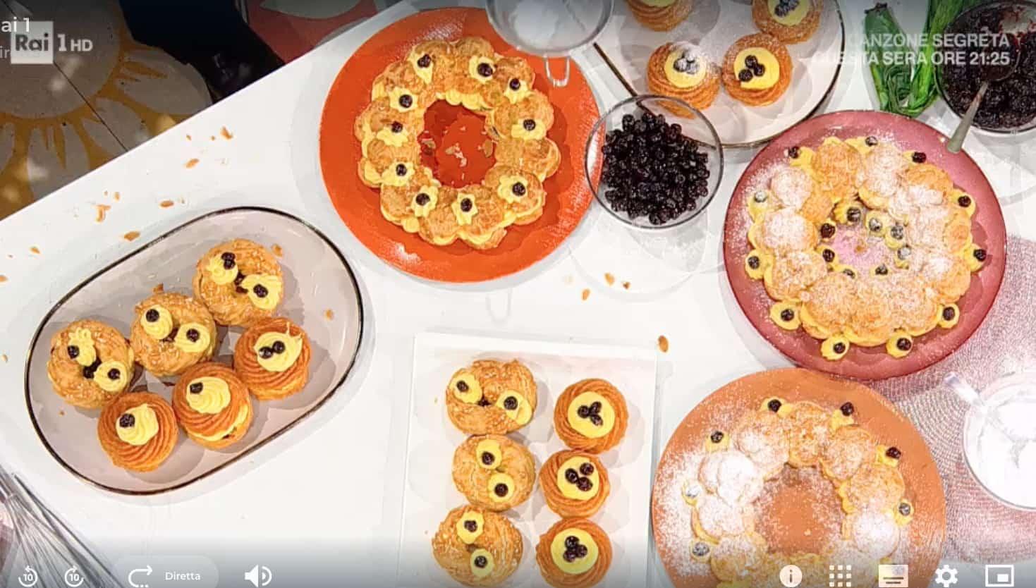 Zeppolata di San Giuseppe, la ricetta di Sal De Riso per la festa del papà (Foto)