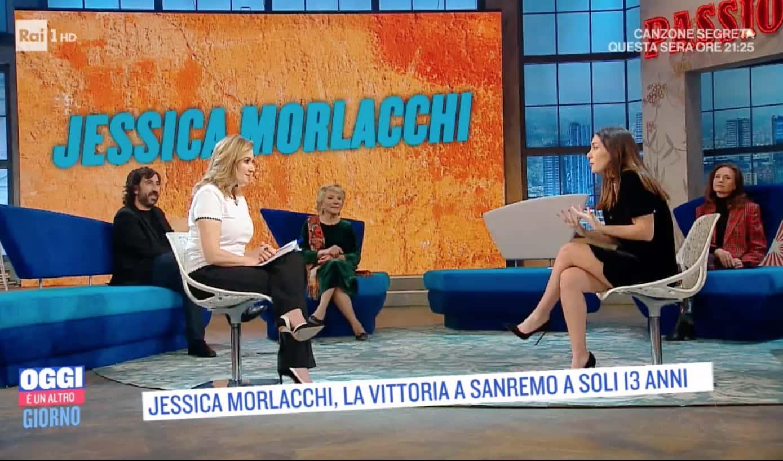 Jessica Morlacchi, la rivincita dopo dieci anni chiusa in casa per gli attacchi di panico (Foto)
