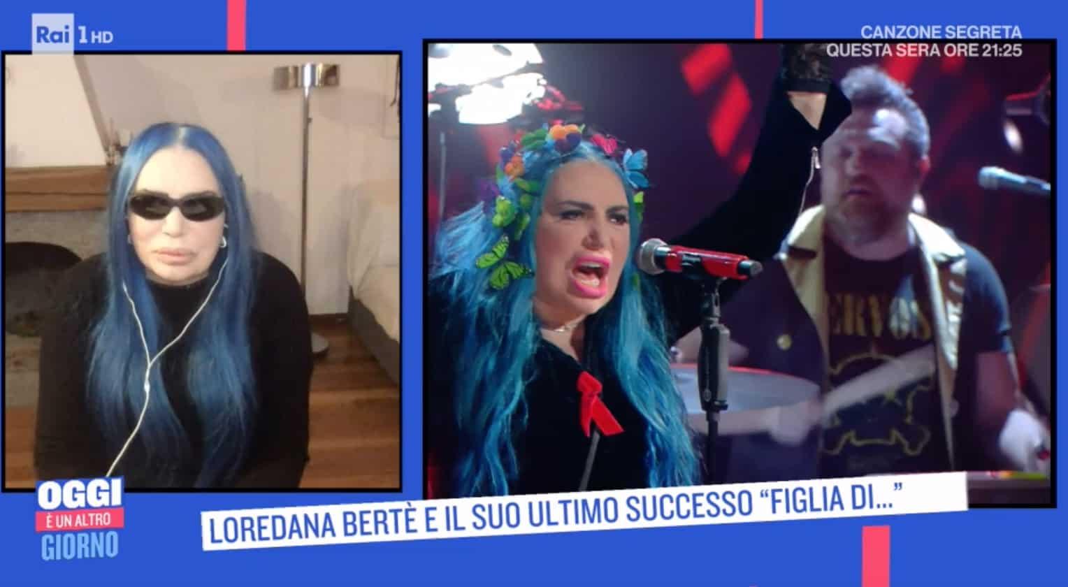 """Loredana Bertè: """"Il tempo non cancella proprio niente"""" (Foto)"""