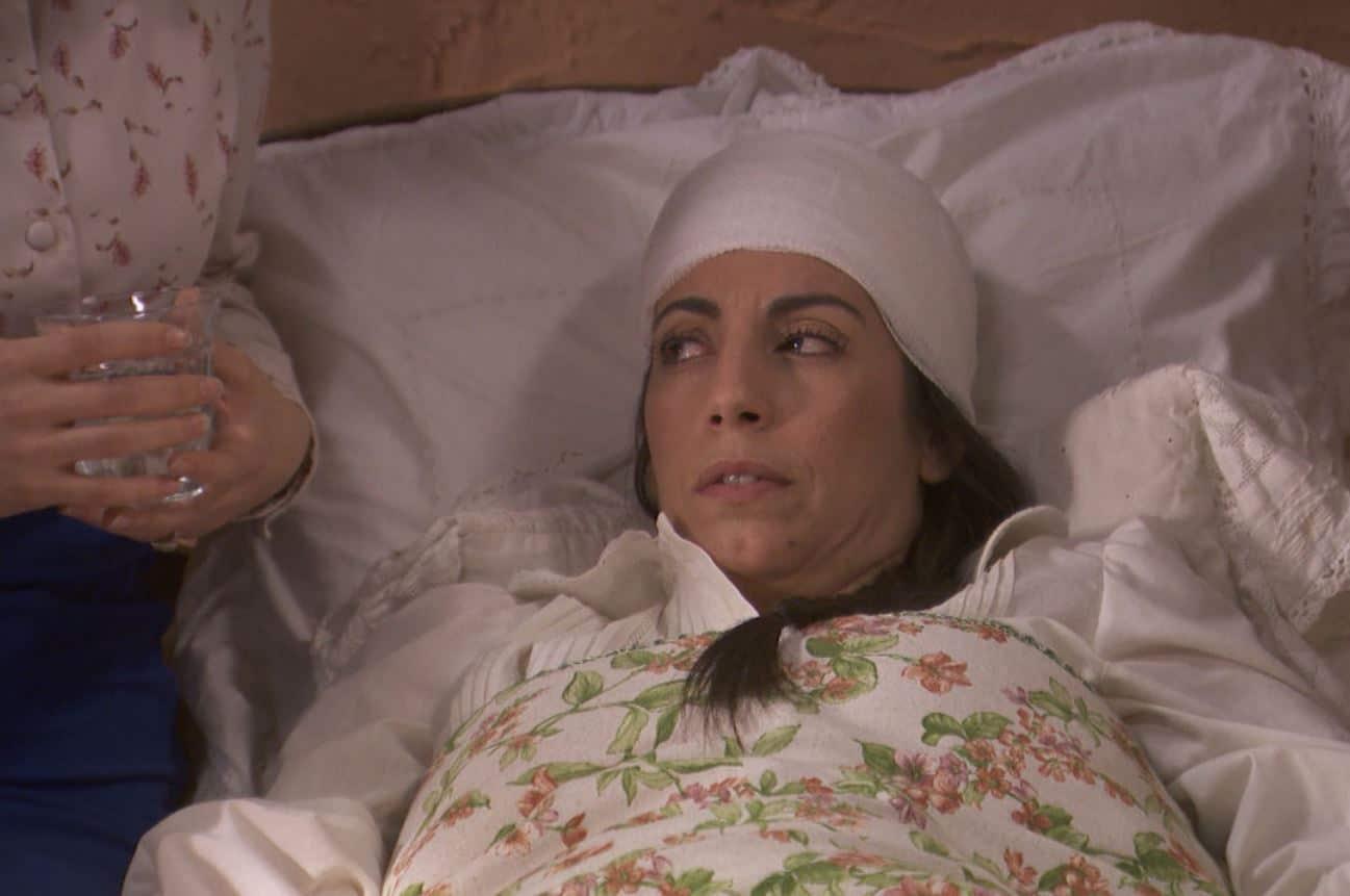 Il segreto anticipazioni: Manuela si sveglia, incastra donna Begona?