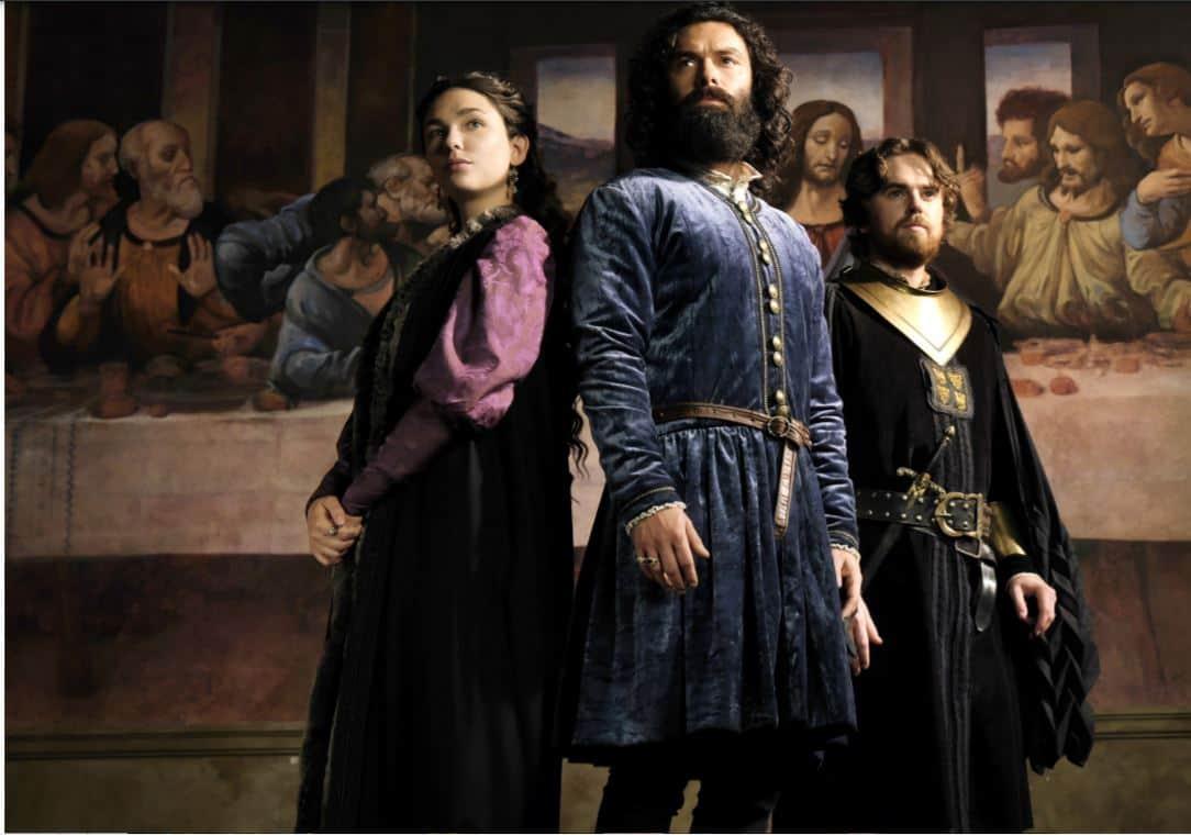 Leonardo: su Rai 1 la nuova serie evento tra mito e storia del genio