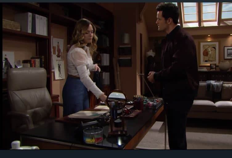 Beautiful anticipazioni: Thomas continua a manipolare tutti, Brooke lo smaschera?