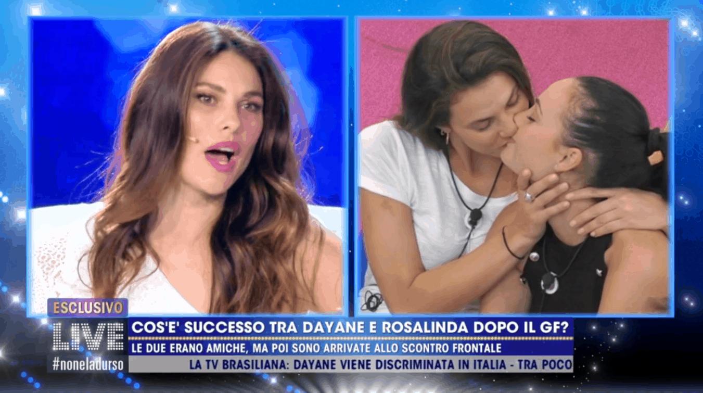 """Live, Dayane Mello su Rosalinda: """"Ci guarderemo negli occhi ma adesso non è il momento"""""""
