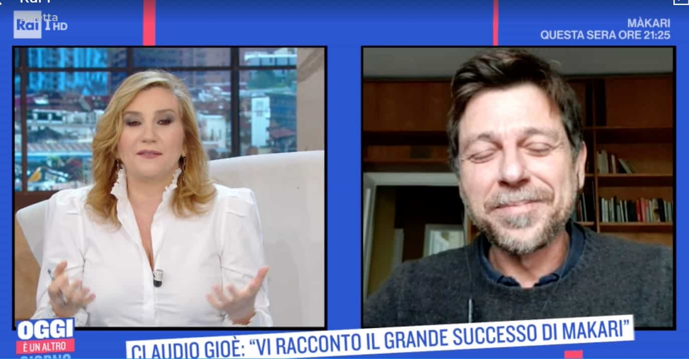 Claudio Gioè stasera seguirà con il pubblico la terza puntata di Makari (Foto)