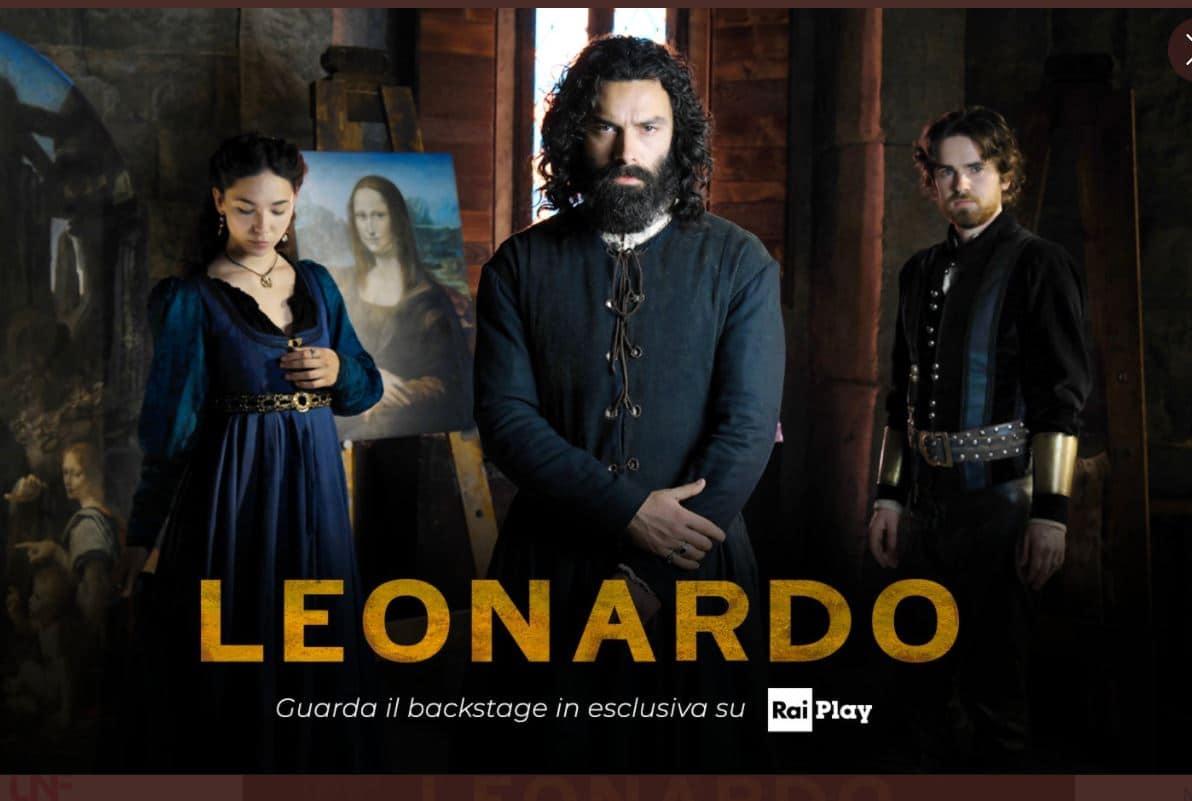 La serie Leonardo su Rai 1: tutti i personaggi