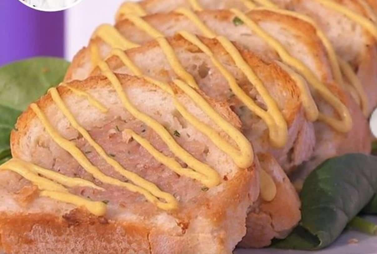 La ricetta del polpettone in crosta di pane