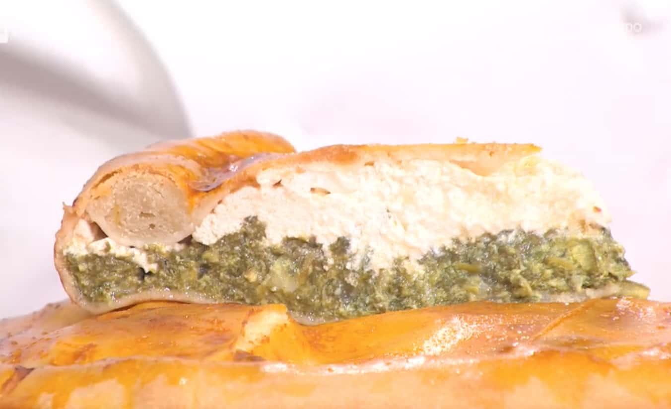 Torta pasqualina, la ricetta di Ivano Ricchebono