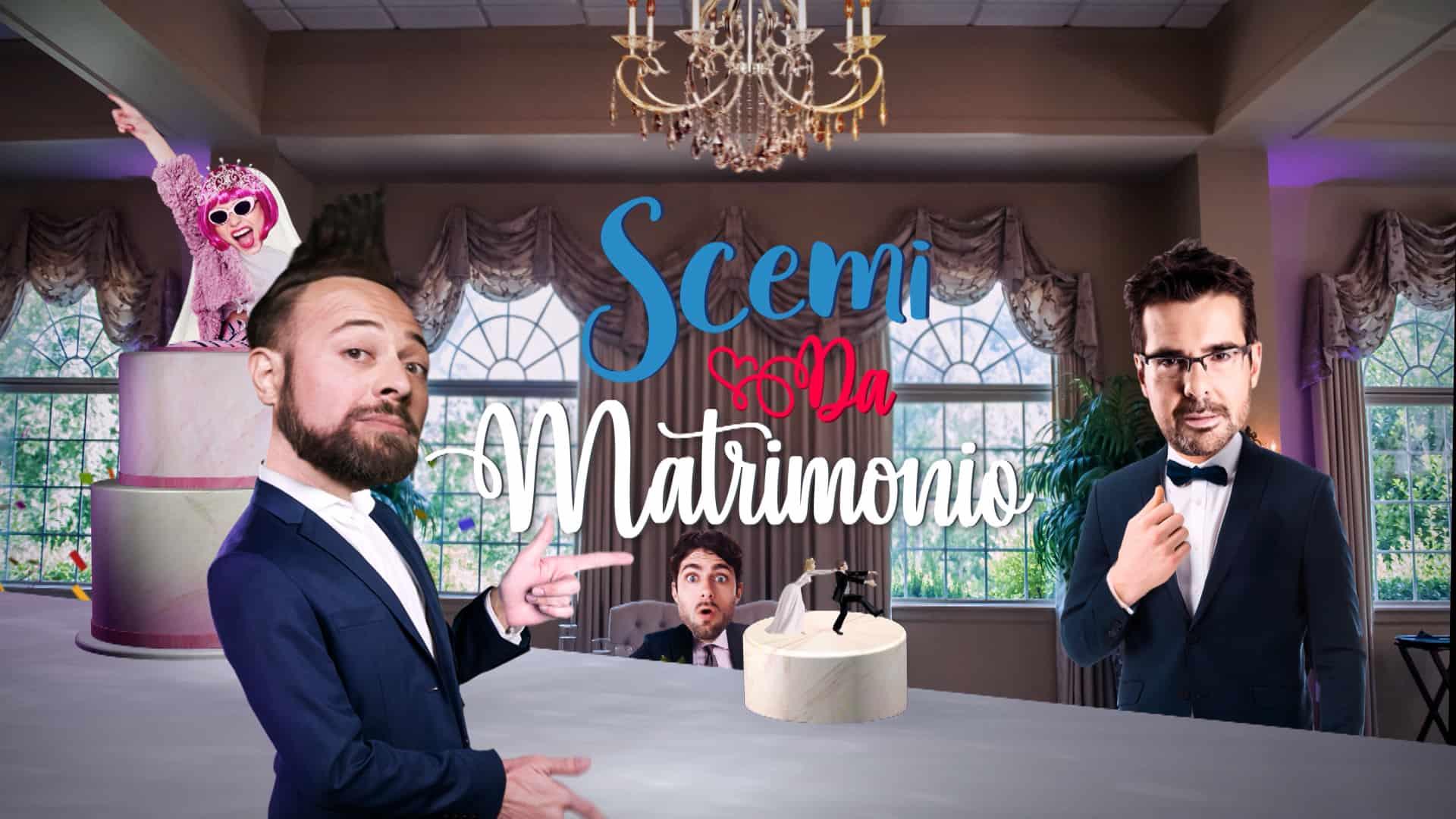 Mitch ci racconta gli Scherzi di Scemi da Matrimonio il nuovo programma di Tv8