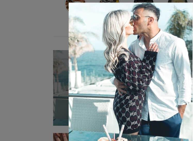 Il dramma di Alessia Cammarota e Aldo Palmeri: hanno perso il loro bambino