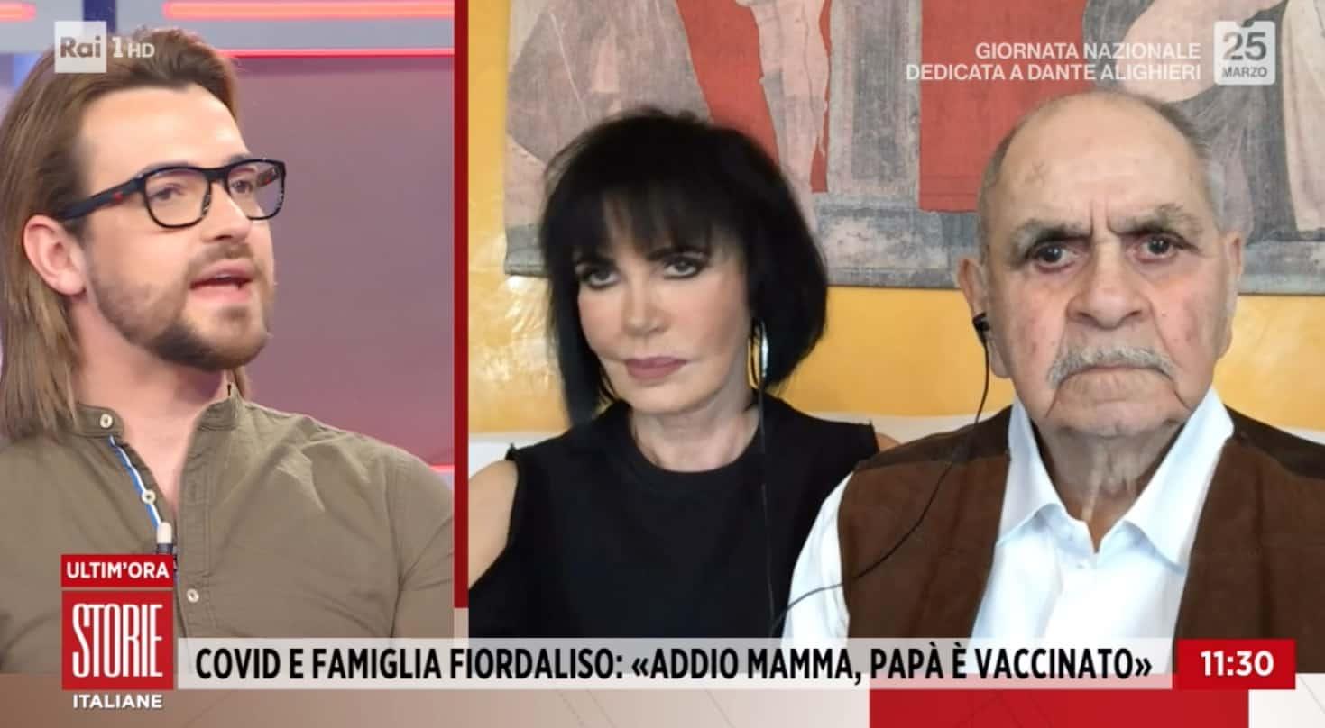 Valerio Scanu ricorda come hanno restituito il corpo del padre