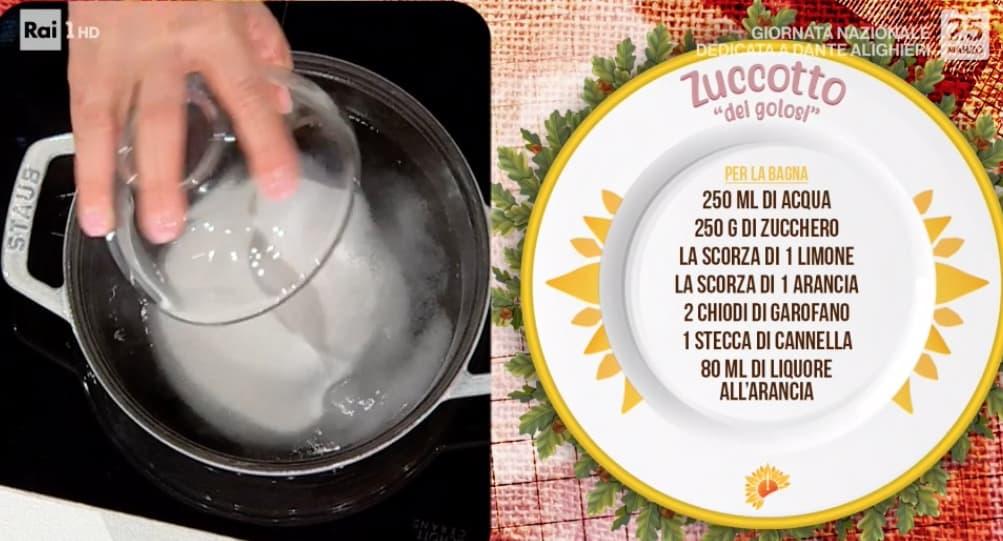 Zuccotto dei golosi, la ricetta di Zia Cri
