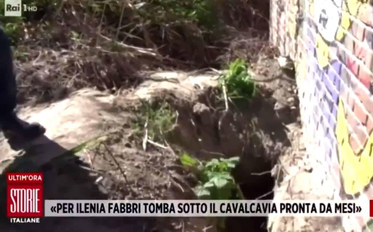 La fossa per occultare il cadavere di Ilenia Fabbri scavata dal suo ex: le accuse di Barbieri