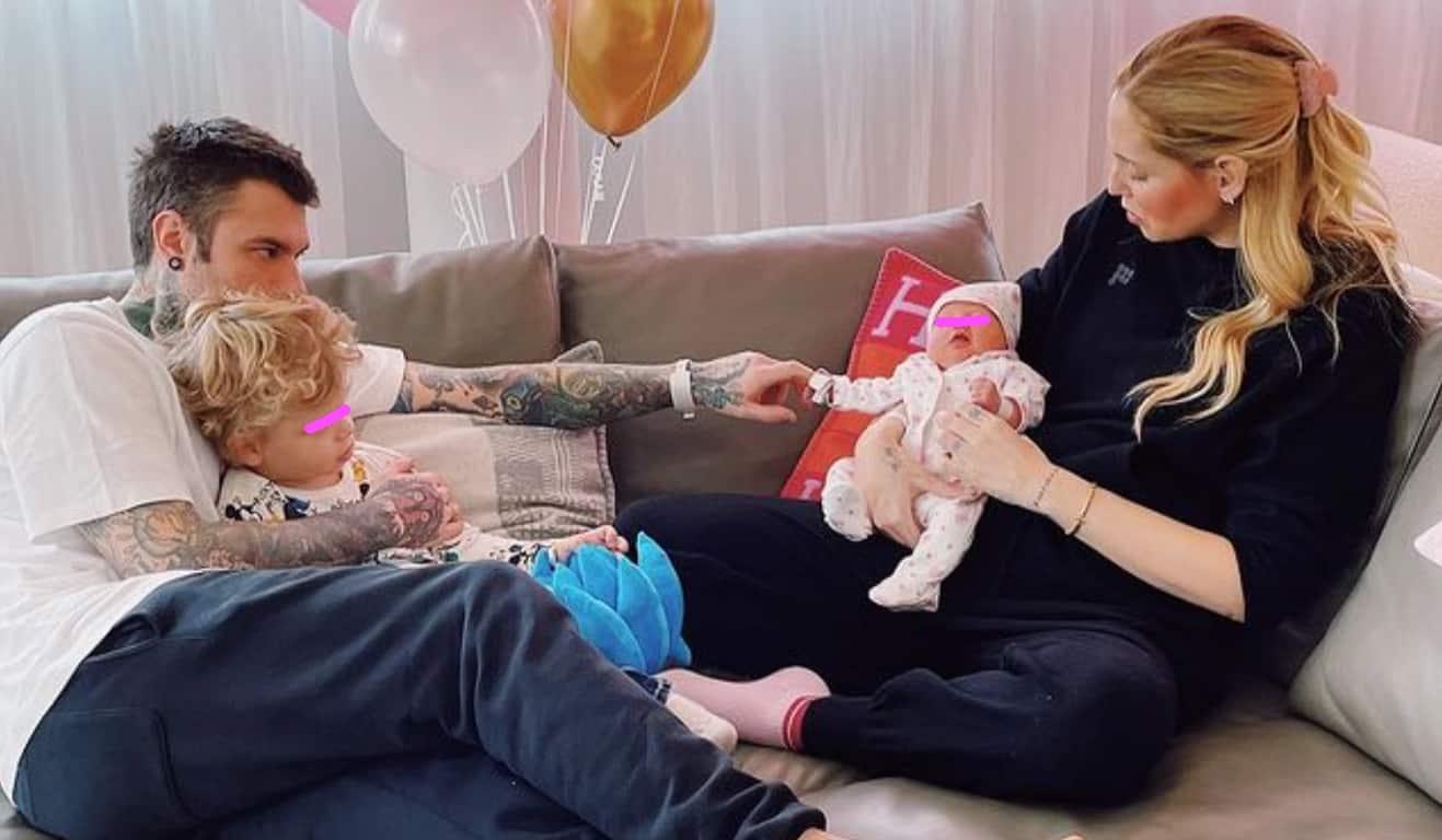 Chiara Ferragni a casa con Vittoria e Leone: inizia una nuova vita (Foto)